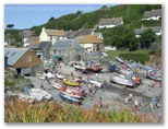 Summer in Cadgwith Cove